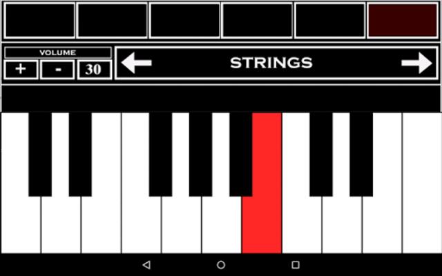 Virtual Piano Keyboard screenshot 21