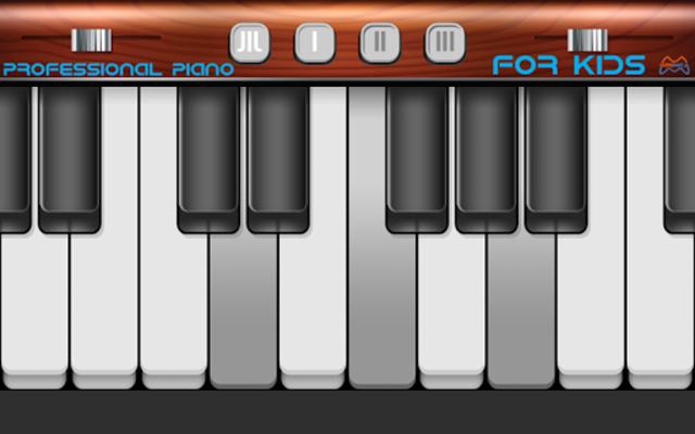 Professional Piano For Kids screenshot 12
