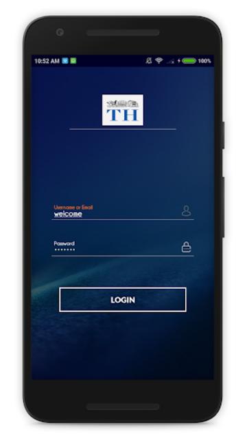 The Hindu – Field Service Management screenshot 1