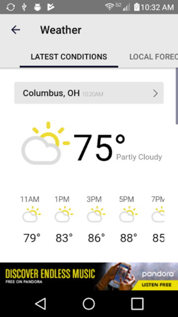 NBC4 Columbus screenshot 4