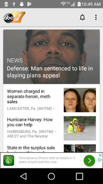 ABC27 News | WHTM-TV screenshot 1