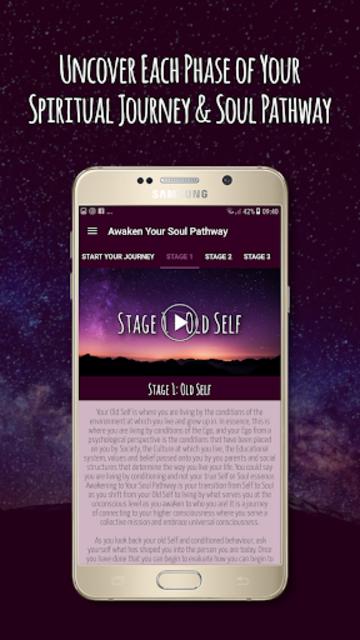 Awaken Your Soul Pathway PRO screenshot 2