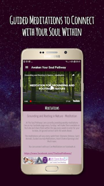 Awaken Your Soul Pathway PRO screenshot 6