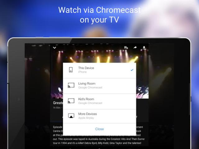 ManilowTV screenshot 10