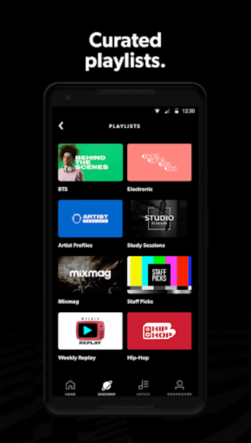 WAV - Music & Live Streams screenshot 5