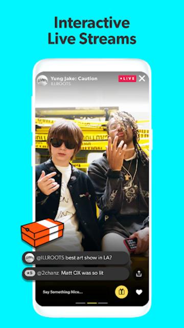 WAV - Music & Live Streams screenshot 1