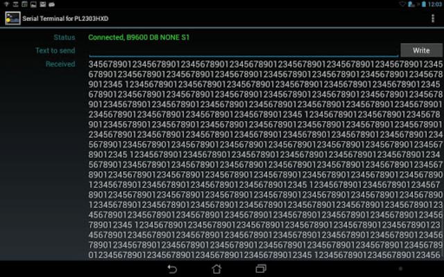 Prolific PL2303 USB-UART screenshot 3
