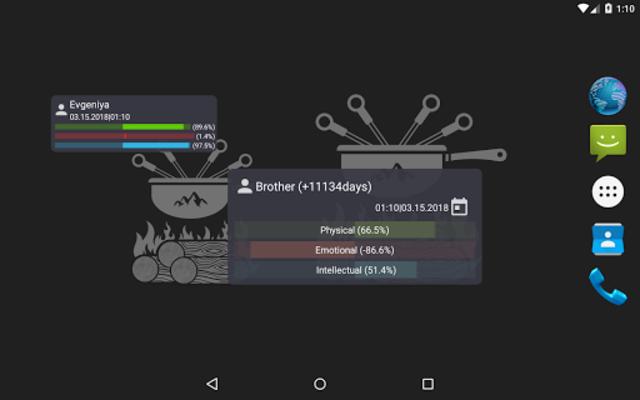 My Biorhythms screenshot 9