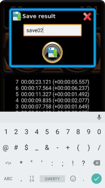 Stopwatch Pro screenshot 4