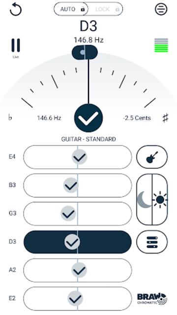 Accord Chromatic Tuner screenshot 15