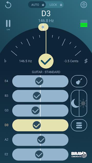 Accord Chromatic Tuner screenshot 18