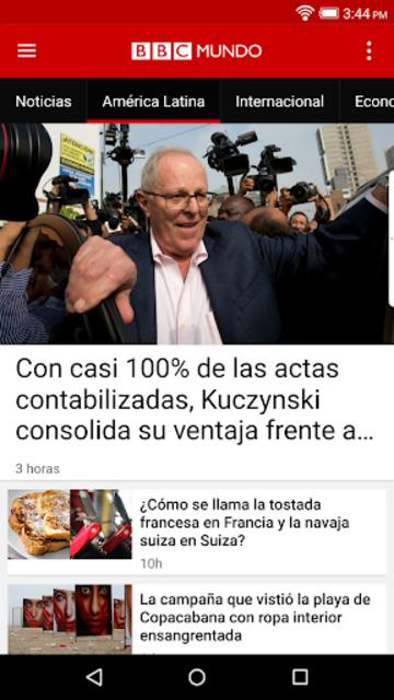 BBC Mundo screenshot 3