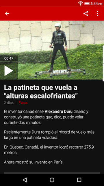 BBC Mundo screenshot 6