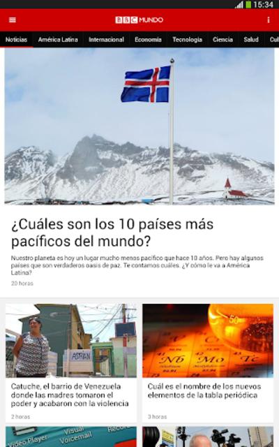 BBC Mundo screenshot 12