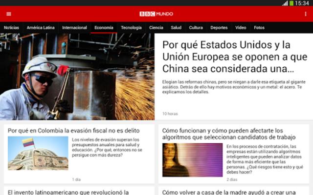 BBC Mundo screenshot 11