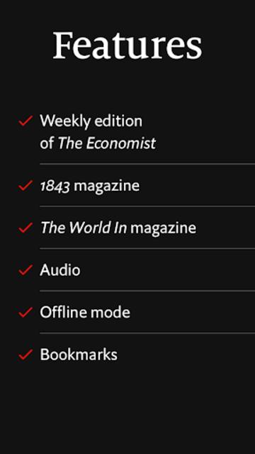 The Economist (Legacy) screenshot 8