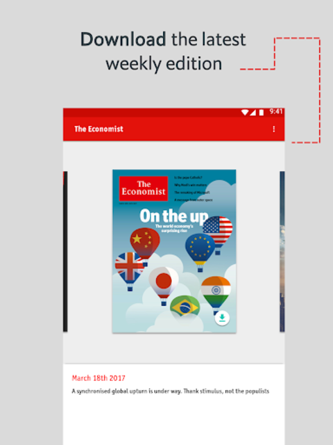 The Economist (Legacy) screenshot 11