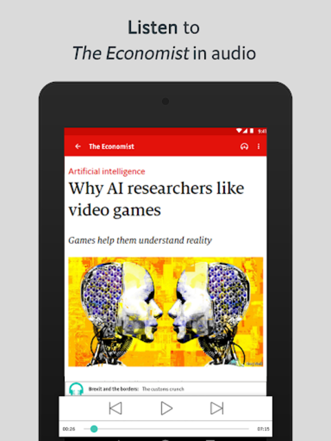 The Economist (Legacy) screenshot 13