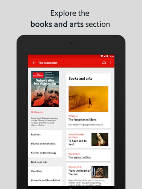 The Economist (Legacy) screenshot 15