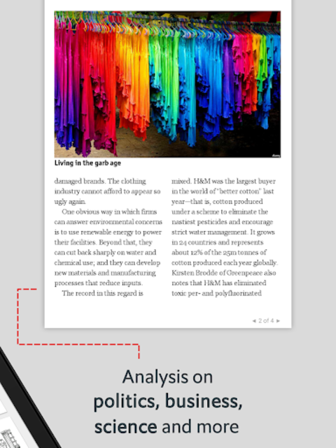 The Economist (Legacy) screenshot 18