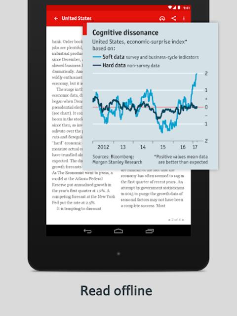 The Economist (Legacy) screenshot 20