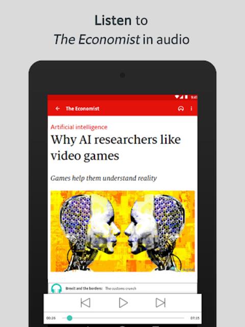 The Economist (Legacy) screenshot 21