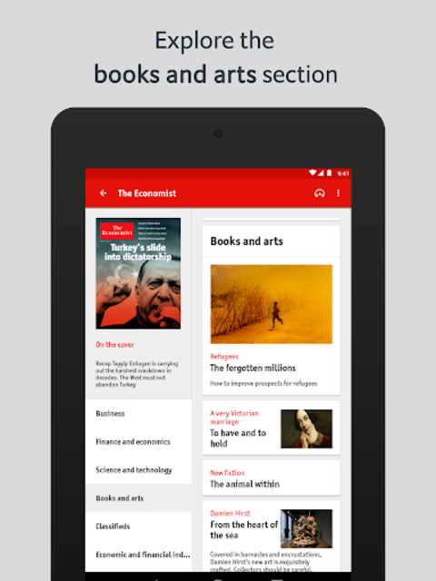 The Economist (Legacy) screenshot 23