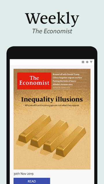 The Economist (Legacy) screenshot 2