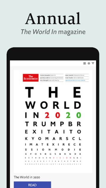 The Economist (Legacy) screenshot 4