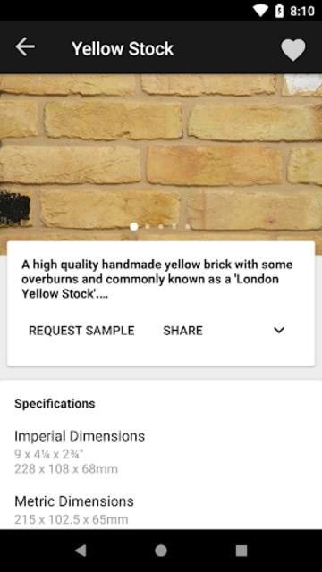The Brick Matcher by Imperial Bricks screenshot 1