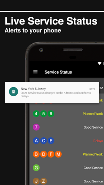 New York Subway – Official MTA map of NYC screenshot 3