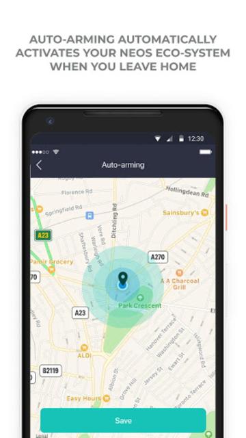 Neos SmartHome screenshot 4