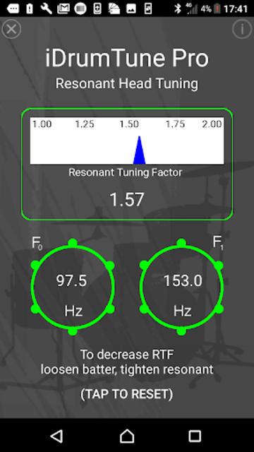 Drum Tuner - iDrumTune Pro screenshot 4