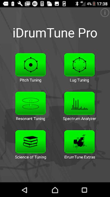 Drum Tuner - iDrumTune Pro screenshot 6
