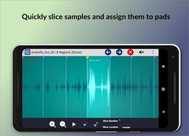MPC MACHINE - Sampler Drum Machine Beat Maker screenshot 6