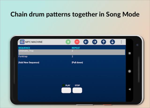 MPC MACHINE - Sampler Drum Machine Beat Maker screenshot 7