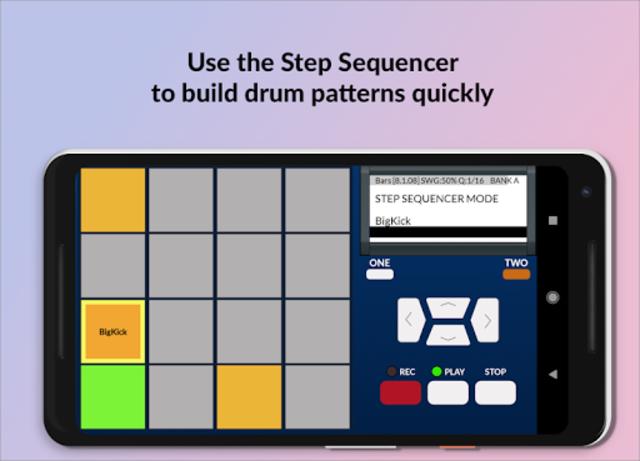 MPC MACHINE - Sampler Drum Machine Beat Maker screenshot 8