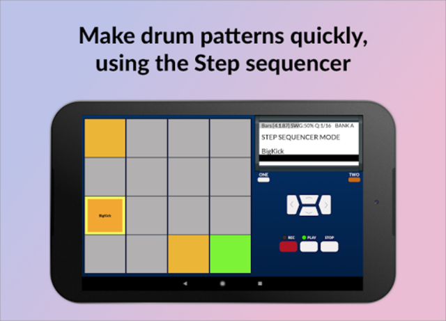 MPC MACHINE - Sampler Drum Machine Beat Maker screenshot 15