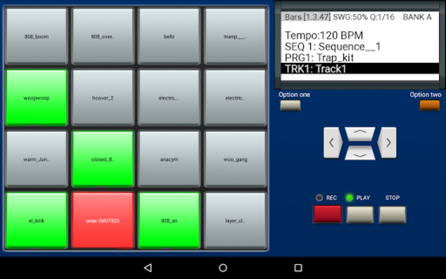MPC MACHINE DEMO -Sampler Drum Machine Beat Maker screenshot 14