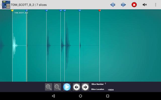 MPC MACHINE DEMO -Sampler Drum Machine Beat Maker screenshot 17