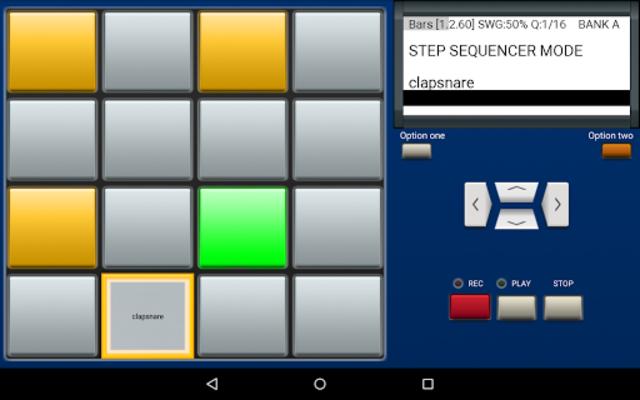 MPC MACHINE DEMO -Sampler Drum Machine Beat Maker screenshot 18