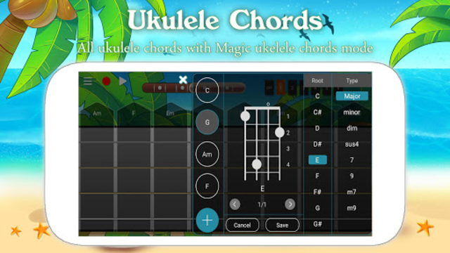 Ukulele Extreme: Tabs & Chords screenshot 7