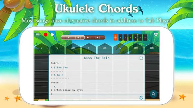 Ukulele Extreme: Tabs & Chords screenshot 8