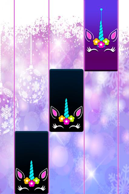 Unicorn Piano Tiles screenshot 1