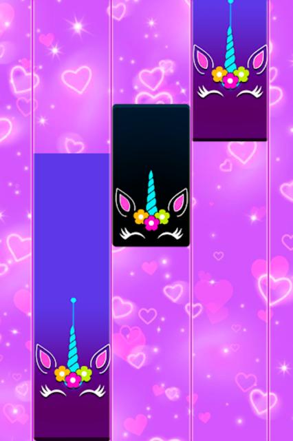 Unicorn Piano Tiles screenshot 2