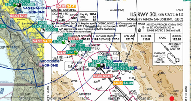 AvNav: Aviation Maps, w/Wx, Traffic and Terrain screenshot 21