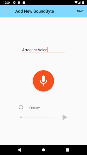 VoiceBox : Organize Your Voices! - Full Version screenshot 4
