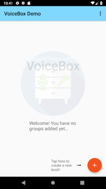 VoiceBox : Organize Your Voices! - Full Version screenshot 5