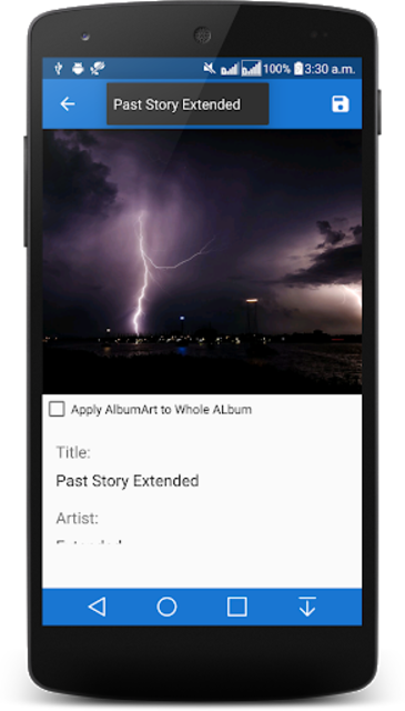 Music Tag Editor Pro screenshot 4