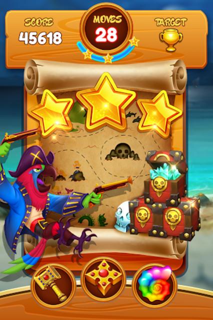 Jewel Crush Pirate screenshot 2